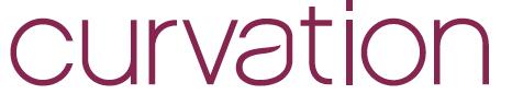 Curvation Logo