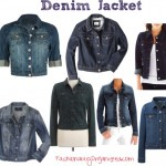 Add a Denim Jacket This Fall