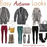 Easy Autumm Looks