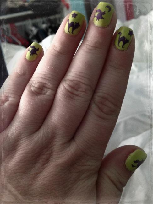 Halloween Nails photo