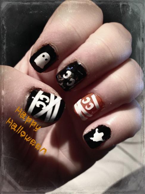 Halloween Nails photo2