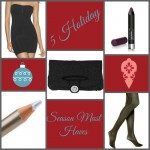 5 things every woman needs this holiday season