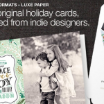 Great holiday cards at Minted