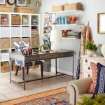 7 Tips for Keeping a Craft Space Organized