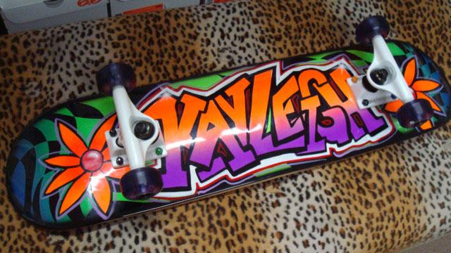custom-skateboard