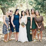New Wedding Trends – Mismatched Bridesmaids