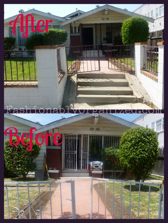 Before And After Front Yard Makeovers Retaining Wall Design Guide Landscape Photos For Instagram Try Out